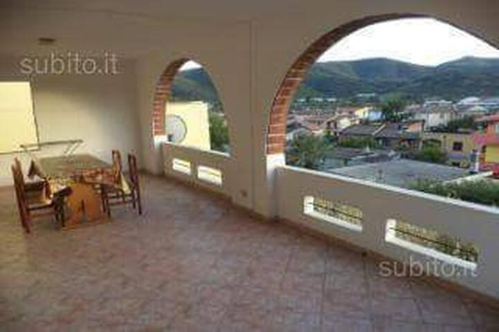 Chia-Domus de Maria graziosa casa Sardegna - Domus De Maria - House