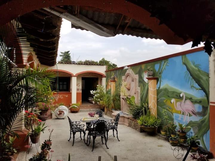 Casa del Tecolote