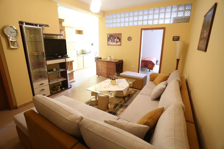 "Fabulous  1 -Bedroom  Apt in Tirana - ""Your Home"""