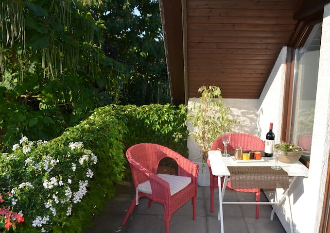 Ruhe Oase- Moderne komfortable Ferienwohnung
