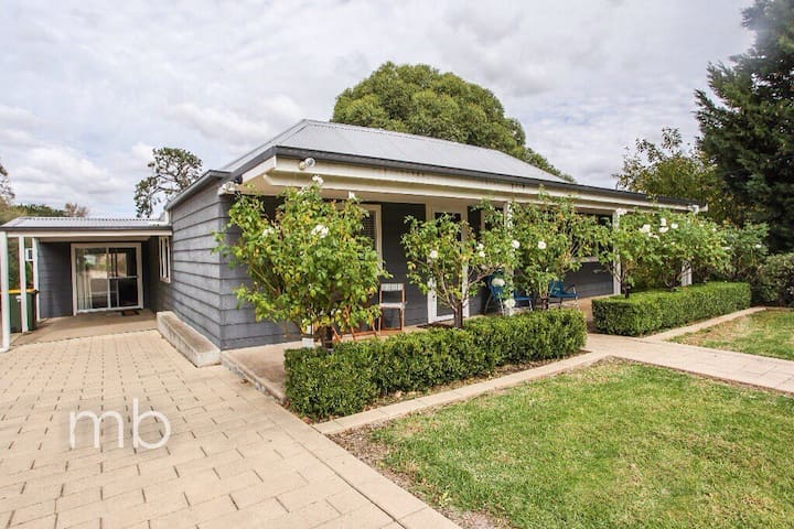 Hillgreen Cottage - Carcoar - Dom