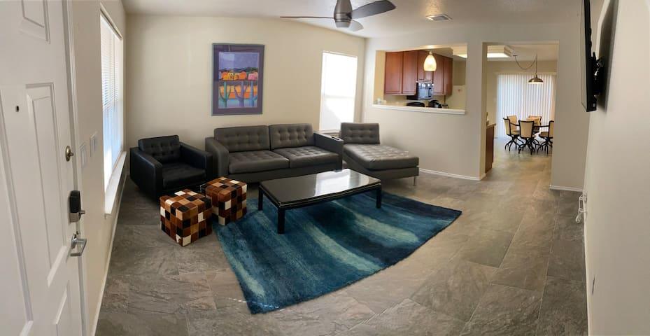 Smart Home in Quite North Central San Antonio