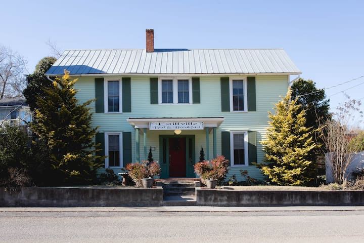 Welcome to Estillville Bed and Breakfast