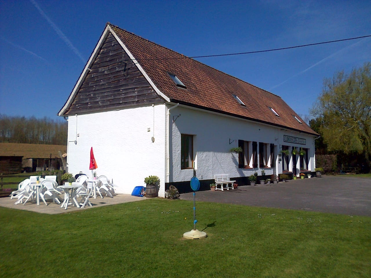 Clubhouse Gites - close to Montreuil-Sur-Mer, Le Touquet and Hardelot