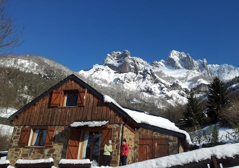 Comfortable chalet in the heart of Pyrenees