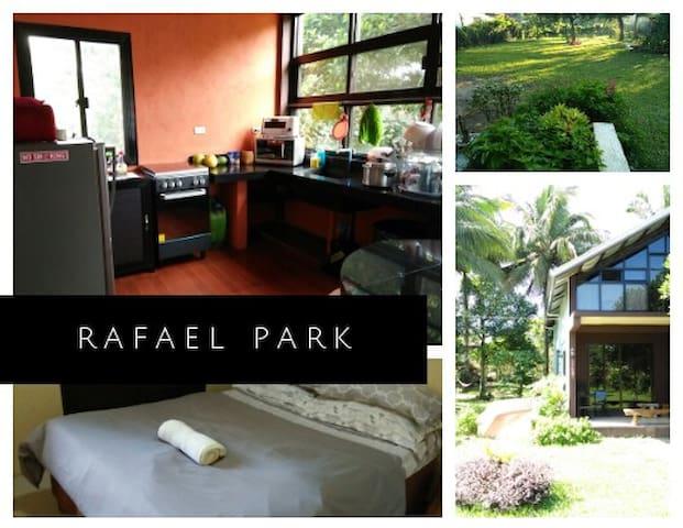 Rafael Park 6KM W of Tagaytay