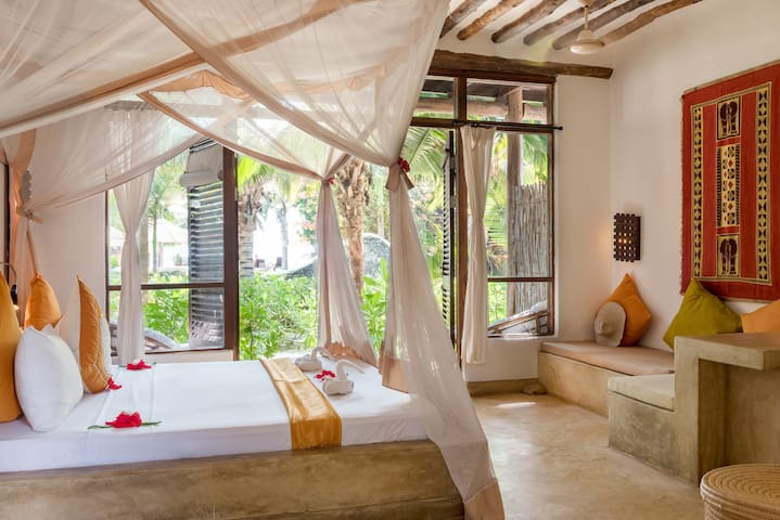 Tropical Sunshine Suite in Tanzania!