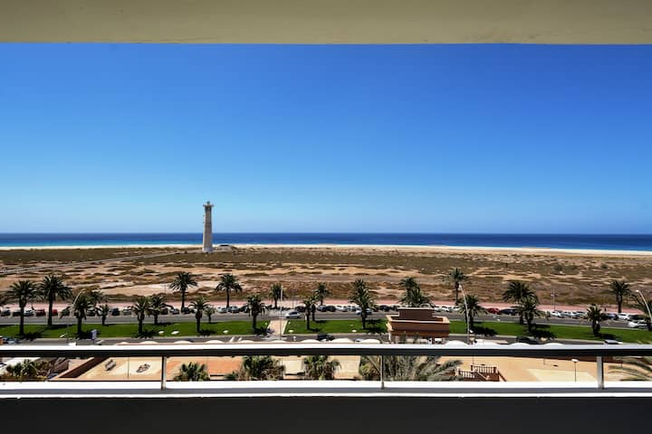 Top Plus Fuerteventura Close Beach Sea view wifi