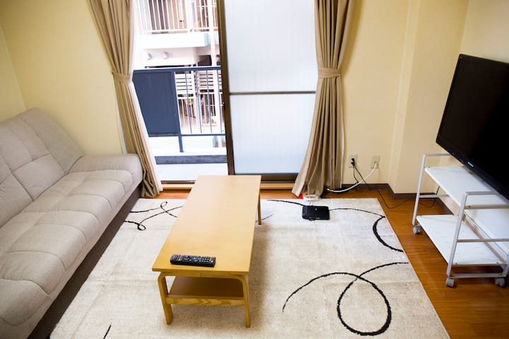 Great place! Super location! DEAL!! -  Osaka-shi - Apartament