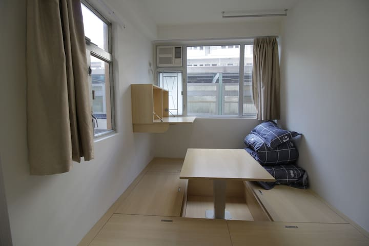 Simply House, Room D (Co-living accommodation)