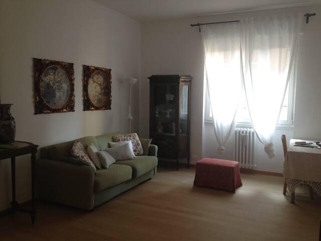 La casa di Iaia - camera singola, zona Loreto - Milán - Apto. en complejo residencial
