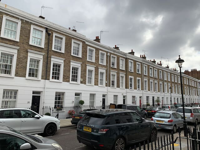 Special Offer!  Family House in Central London