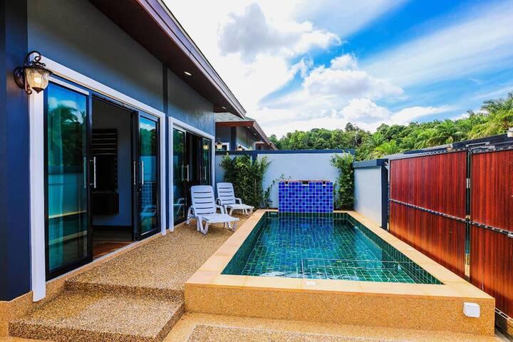 Aonang Pool Villa @888