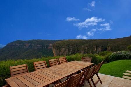 Omaroo Lodge - Luxury Accommodation - Katoomba - Villa