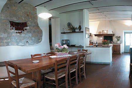 Toscana pittoresca: Case 1 - Palazzone - Haus