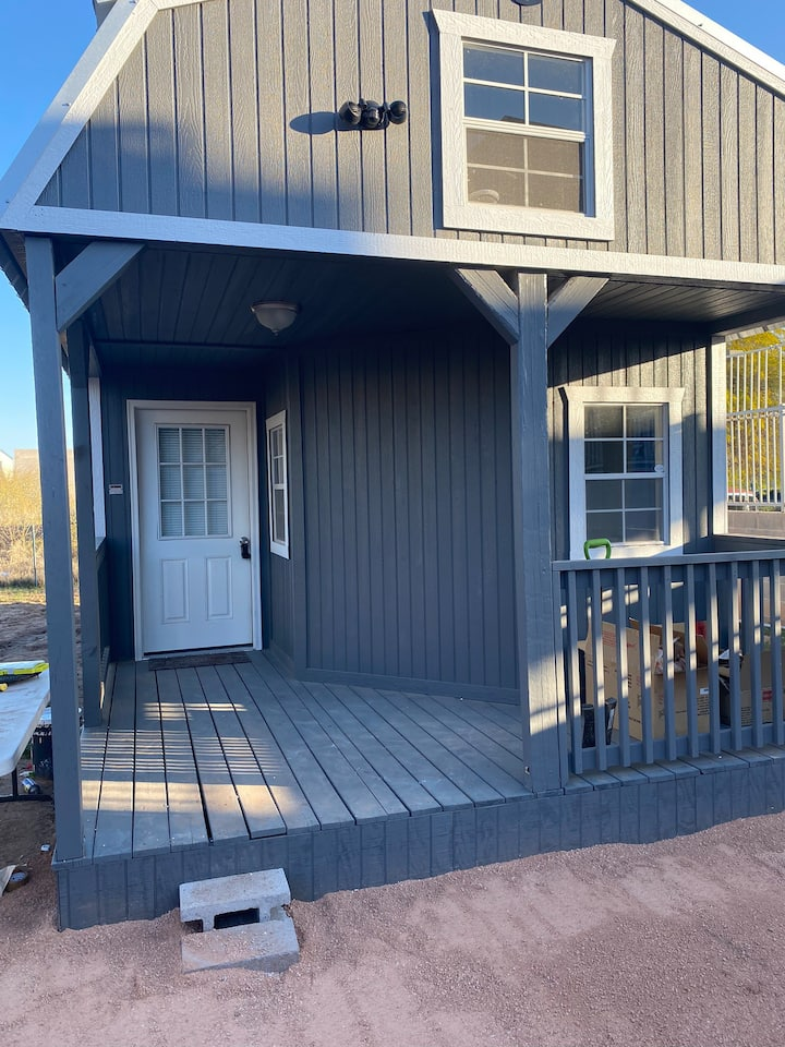 Tiny House Barn in the Heart of Tempe