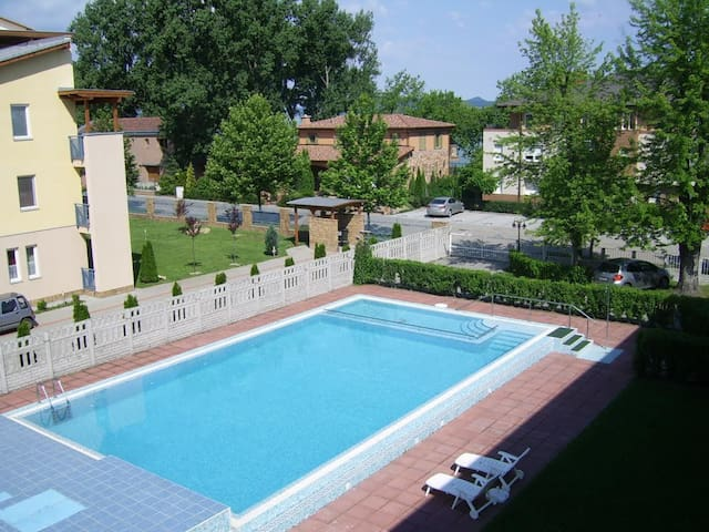 Bólya apartman 30m from the beach - Balatonboglár - Daire