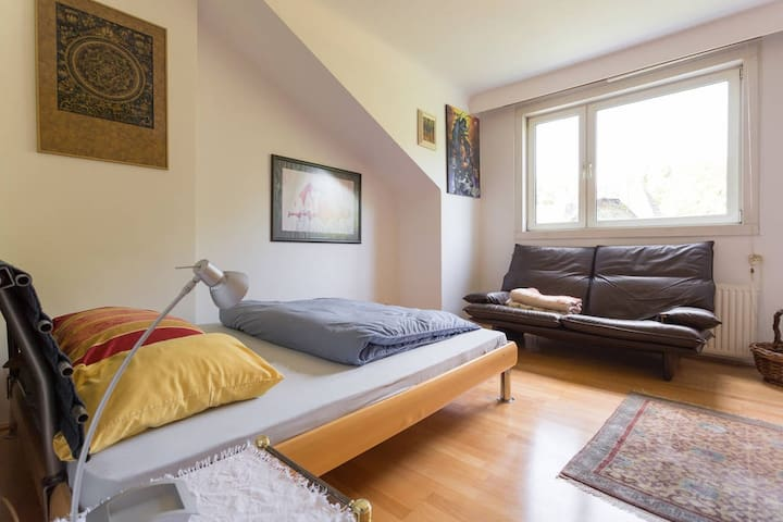 Private Room in Spacious Flat 1 - Vienna - Pis