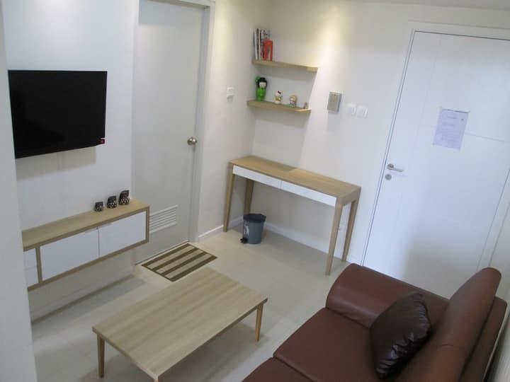 JuLie's Apartment 1BR  MinimaList _MoDerN_TiDY