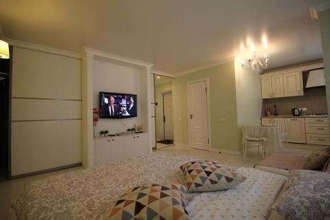 ✓Уютная квартира-студия в стиле Provance |Sutki26™