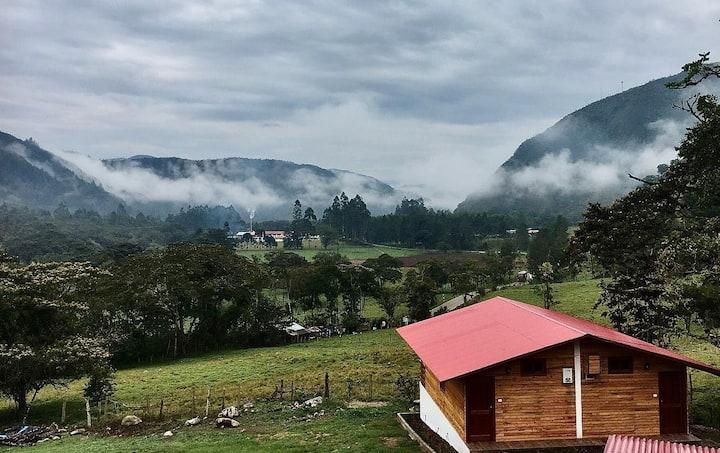 Cabaña campestre San Matías #2