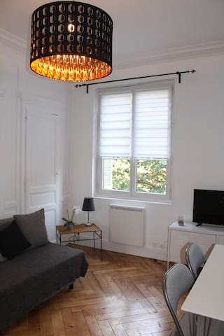 Bel appartement Rouen centre - Rouen - อพาร์ทเมนท์