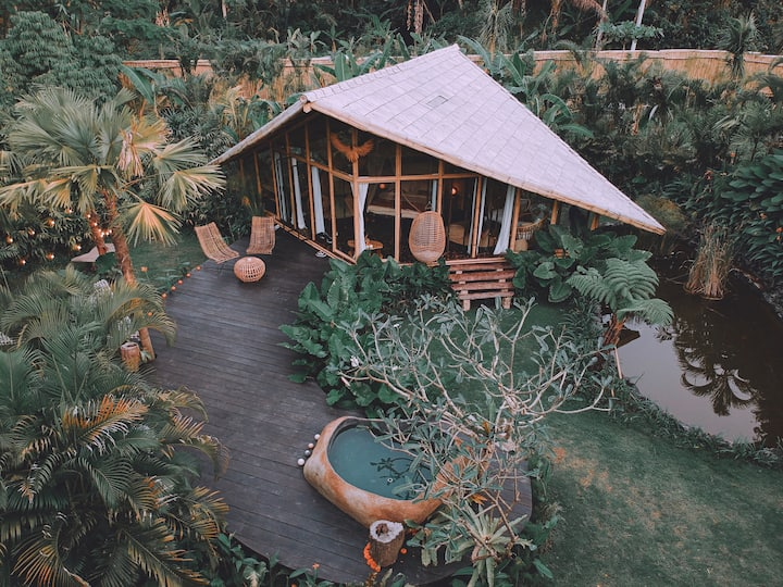 HIDEOUT FALCON - Eco Bamboo Home