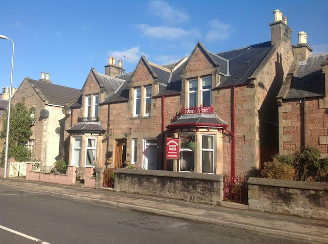 Glenrossie Guesthouse - Inverness - Guesthouse