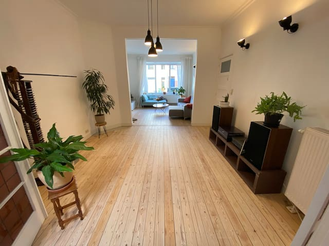 Medium-size room in Cohousing house 2nd floor