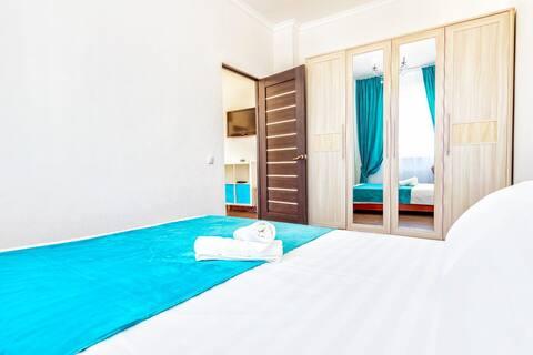 Уютная квартира в центре левого берега Астаны