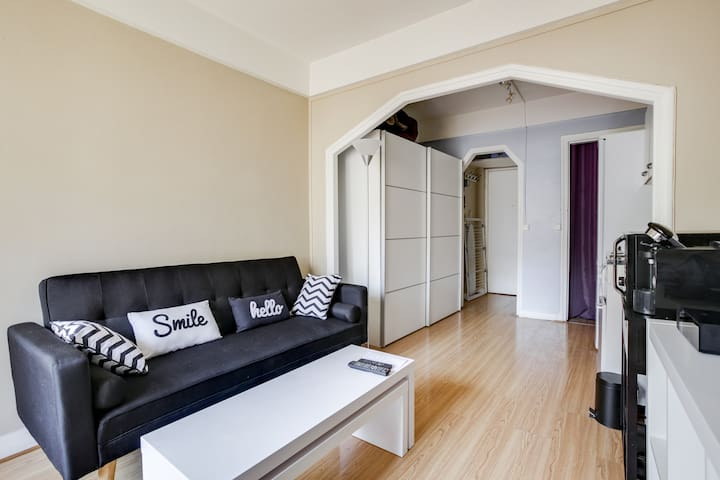 Lovely Flat For 2 Near Montmartre !