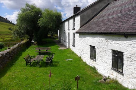 Dolgoch Bunkhouse - 4 bedded private room. - Tregaron
