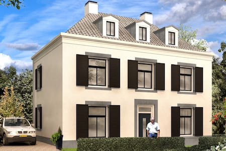 'Notariswoning' 12 persons luxe - Maastricht