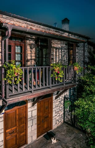 Traditional Manor House with magical sea view - Kallirachi - Casa