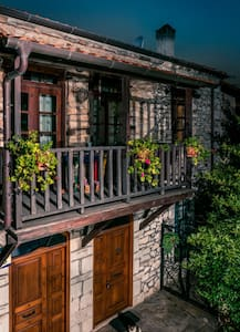 Traditional Manor House with magical sea view - Kallirachi - Talo