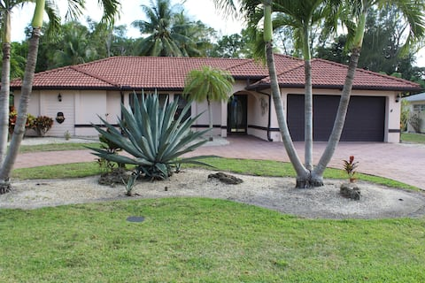 An Escape in Lely Golf Estate in Naples Florida