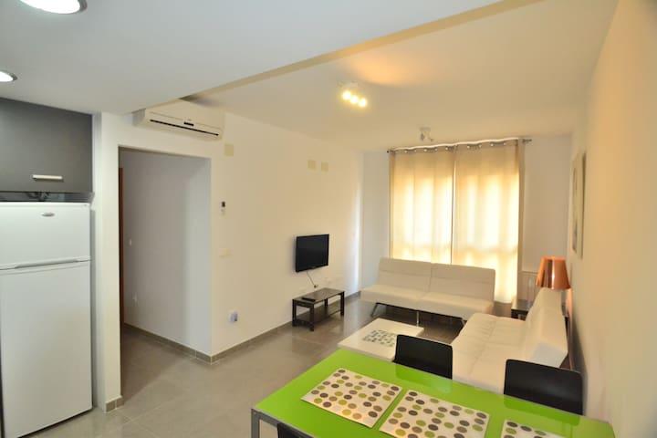 Apartamento de dos dormitorios - El Grao de Castellón