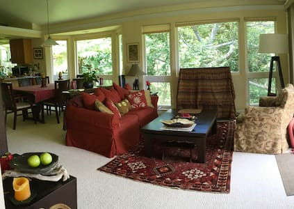 Beautiful condo nestled in nature - Princeville