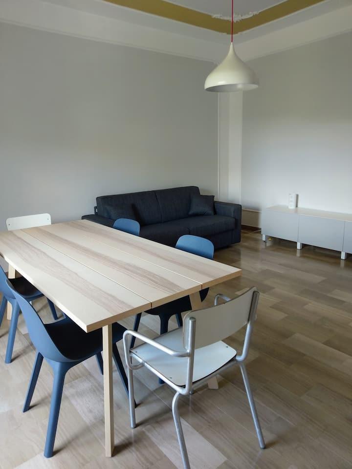 Ampio e luminoso appartamento centrale a Termoli