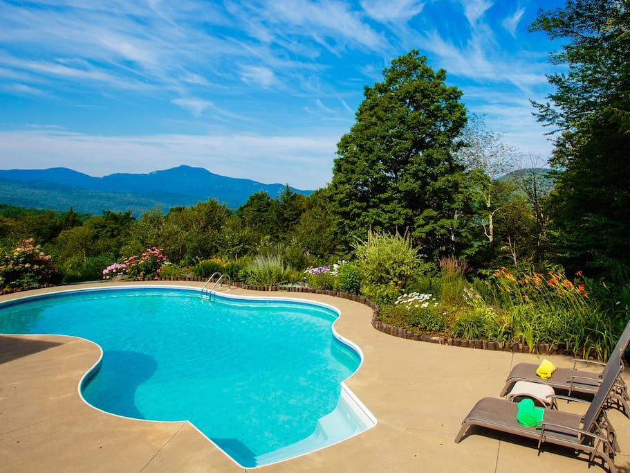 Your PRIVATE SWIMMING POOL! Avail. late May - early Sept.; unheated