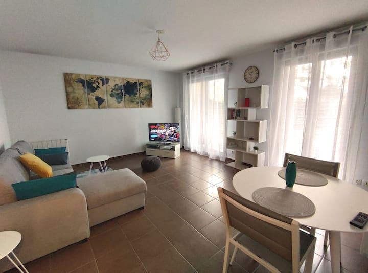 Appartement Rez de Jardin - 41m² - 1 Chambre