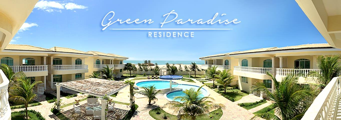 Green Paradise Residence - Apto para 06 pessoas