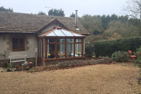 Larks Rise Lodge, Bourton on the Water - Gloucestershire - Bungalow