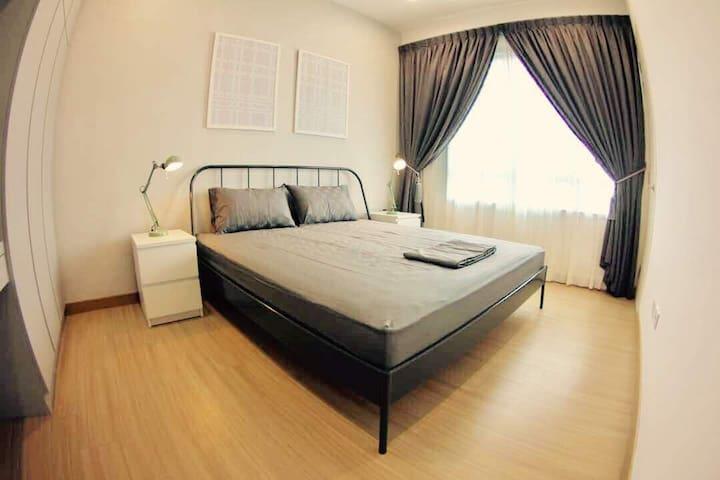 Desa Green Service Apartment- Premium Accomm
