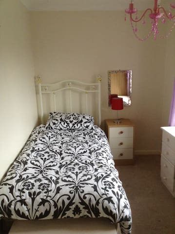 Well furnished single room - Coventry - House