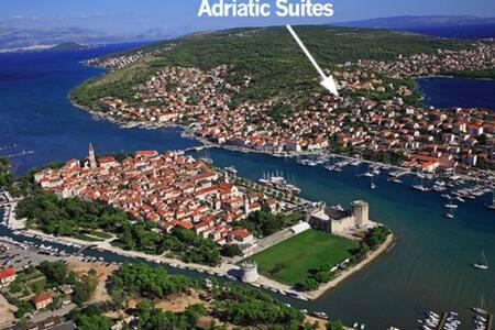 Adriatic Suites*** - Trogir - Pis
