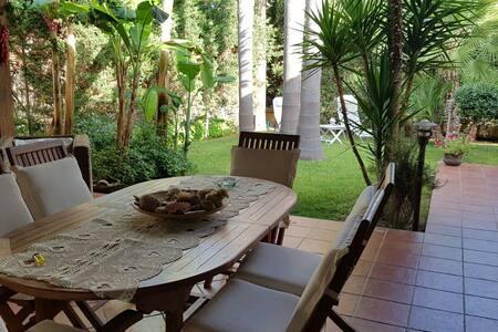 VILLA PERLA 40mt to BEAUTIFUL BEACH - Piana Calzata - 独立屋