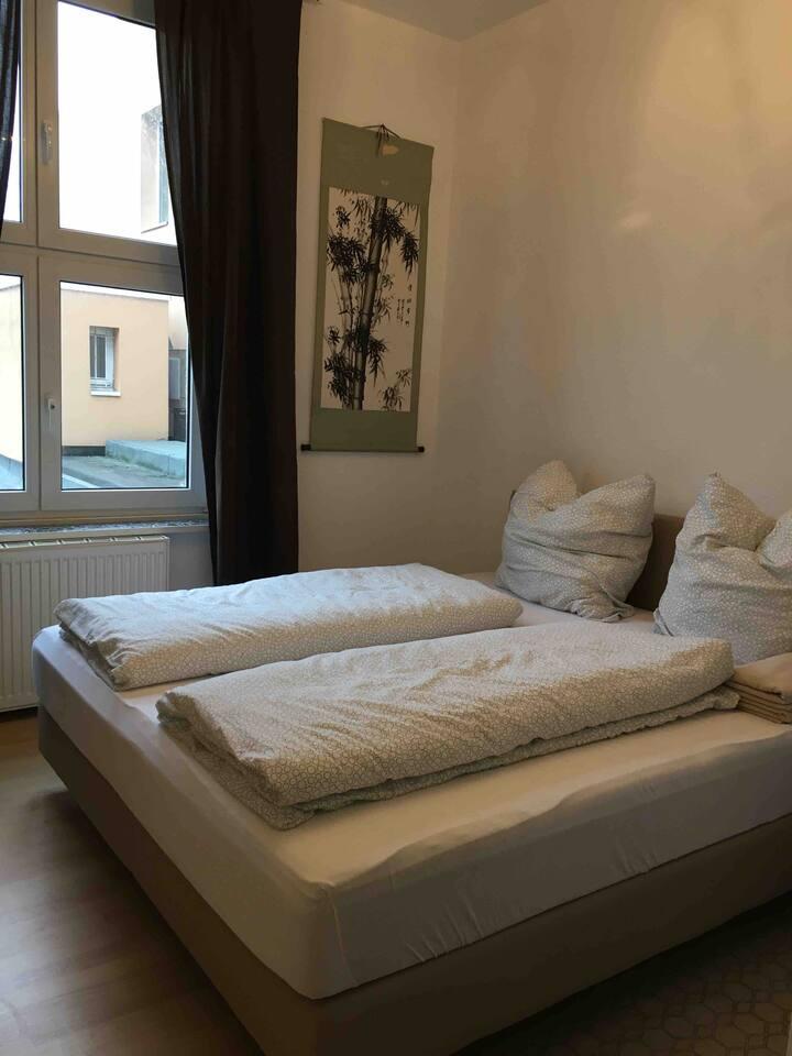 Süße und gemütliche kleine Wohnung
