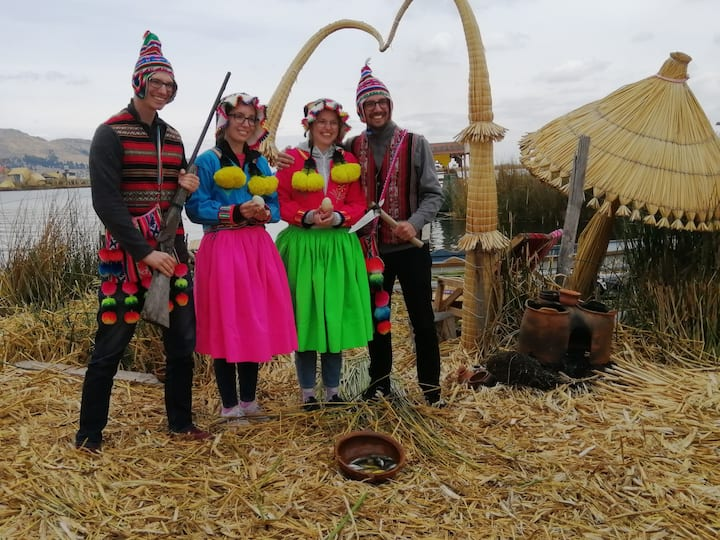 Uros Bed and breakfast
