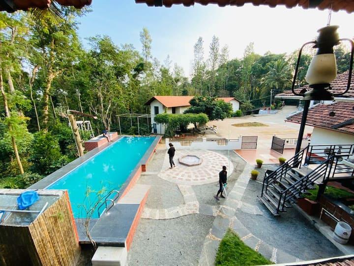 Serene mist resort (aldur) Chikmgaluru